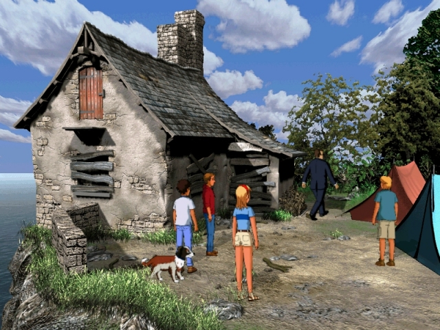 Famous Five Treasure Island Pc Game