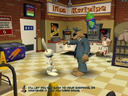 Sam & Max: Culture Shock Screenshot