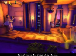 Ankh: Heart of Osiris Screenshot