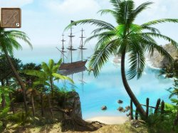 Destination Treasure Island Screenshot