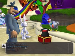 Sam & Max Season One Screenshot