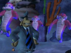 Sam & Max Moai Better Blues