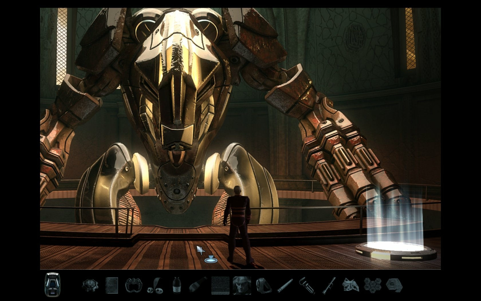The Immortals of Terra screenshot