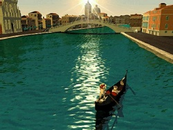 Venice Under Glass screenshot