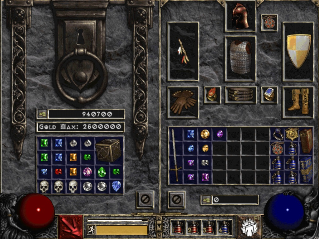 Diablo  All Crafted Items